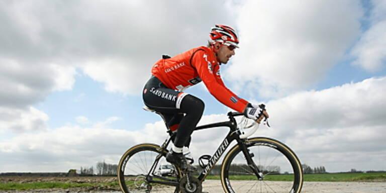 Fabian Cancellara derzeit in Hochform