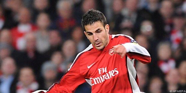 Arsenal legte vor