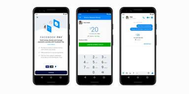 Bezahldienst für Facebook, WhatsApp & Instagram startet