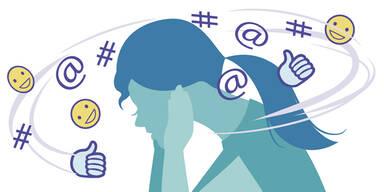 Facebook macht Depressiv