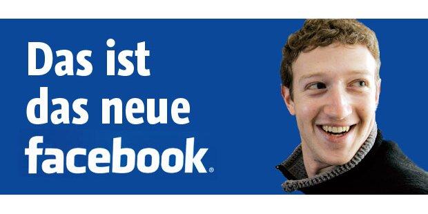 Facebook bekommt neue Funktionen