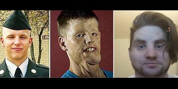 Dieser Mann hat drei Gesichter