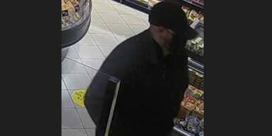 Bewaffneter Raub: Polizei fahndet nach diesem Mann