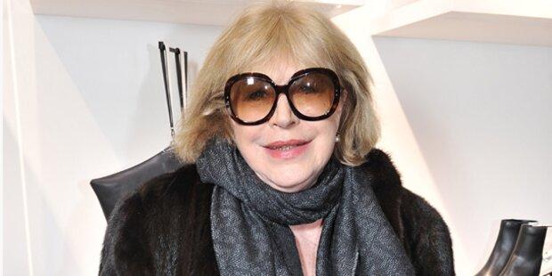 Marianne Faithfull zeigt sich intim in Wien