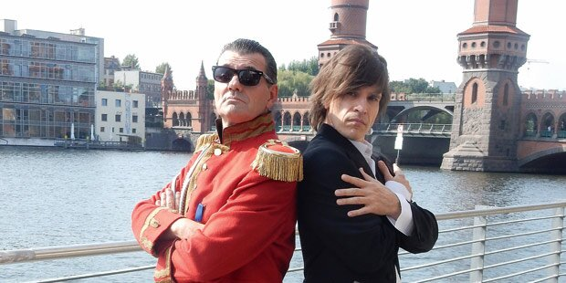 Queen & Falco als Musical-Hit