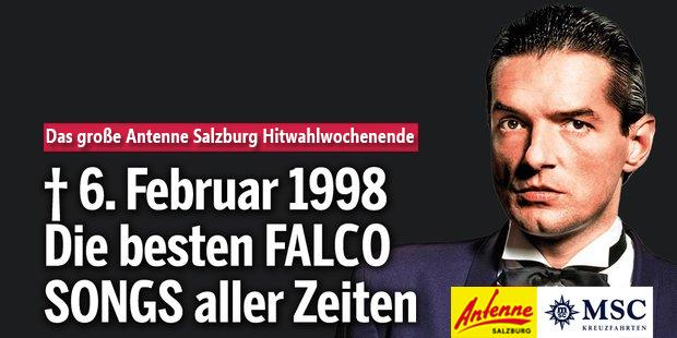 Die besten Falco Hits!