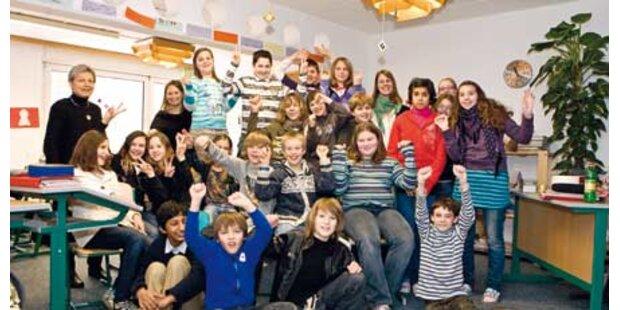 Sturm auf die Mittelschulen