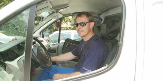 Baustellen: Autofahrer sind wütend