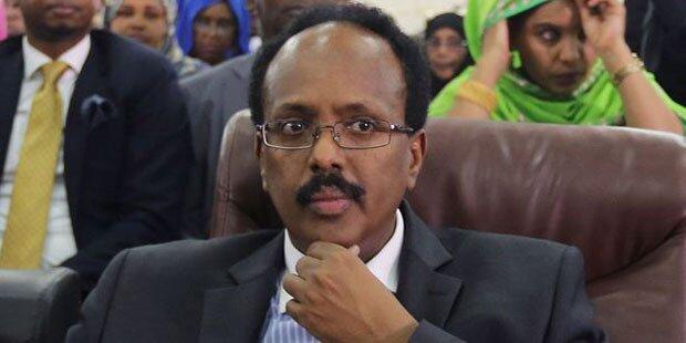 Somalias Ex-Premier Farmajo ist neuer Präsident
