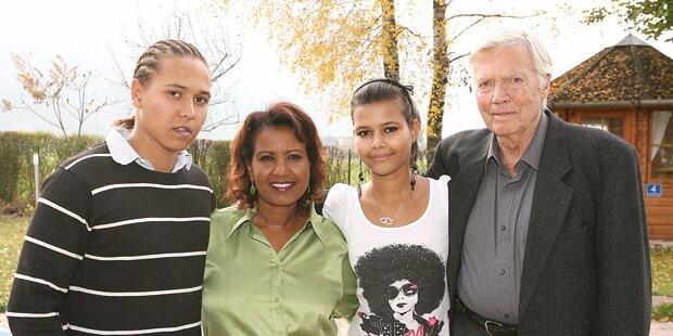 Karlheinz Böhm: Nur Almaz' Kinder erben