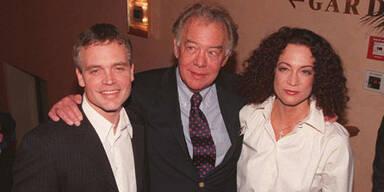 Familie Wussow: Sascha, Klausjürgen, Barbara