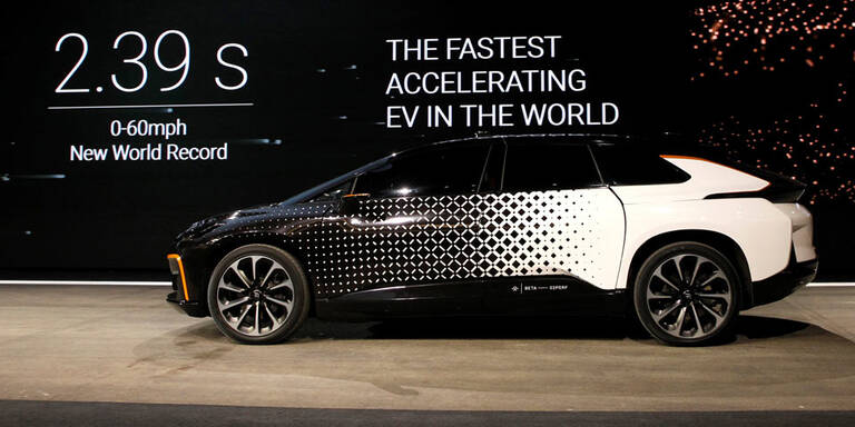 Dieses Elektro-SUV ist schnellstes Auto der Welt