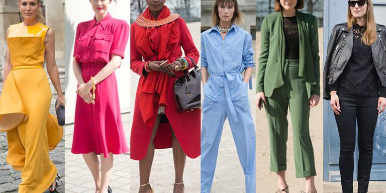 Eine Studie der britischen Textilfirma buyshirtsonline.co.uk zeigt auf, welche Farben uns wie wirken lassen. Dazu wurden über 1000 Leute befragt, welche Farbe sie mit welcher Eigenschaft verbinden.