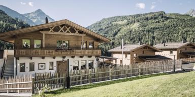 Geislerhof Farm Resort Aussensicht