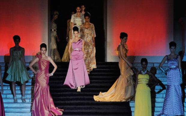 Fashion Week in Los Angeles