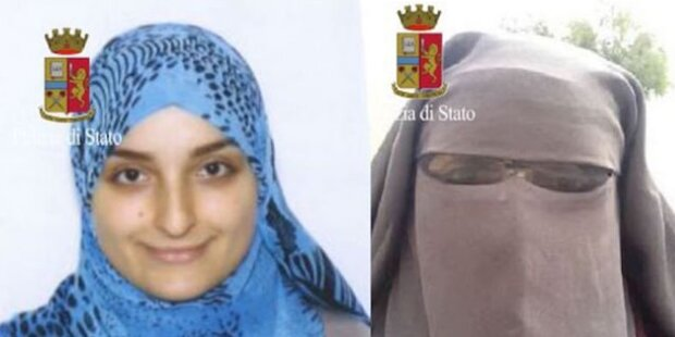 IS-Kämpferin zu neun Jahren Haft verurteilt