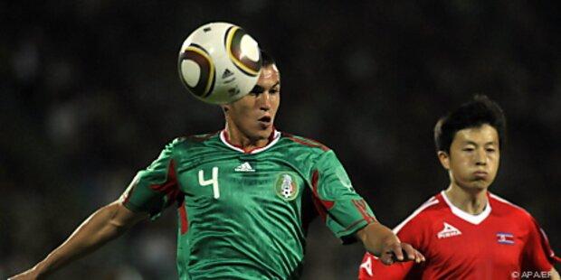 Mexiko gewann Länderspiel zweier WM-Starter 2:1