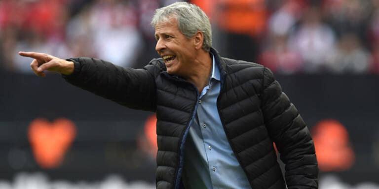 Gladbach-Coach Favre schmeißt hin