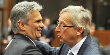 EU: Entscheidung über Kommissionspräsidenten