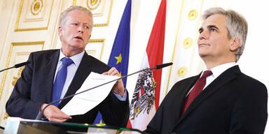 SPÖ stürzt ab, ÖVP zieht davon