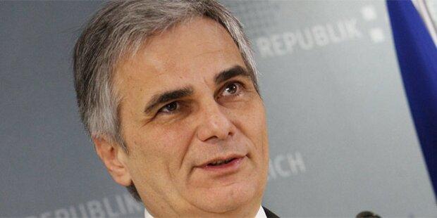 SPÖ pocht auf Vermögenssteuer