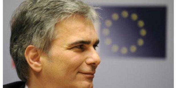 Faymann besucht EU-Ratsvorsitzland Tschechien