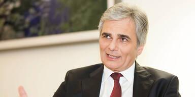 "Faymann: ""Tsipras ist am Montag bei mir"""