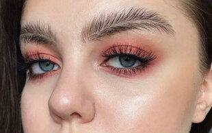 """Augenbrauen-Trend: Was halten Sie von """"Feather-Brows""""?"""