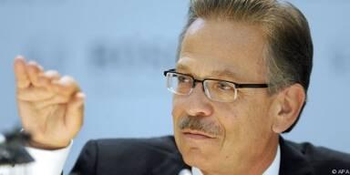 """Fehrenbach erwartet """"deutlich negatives Ergebnis"""""""