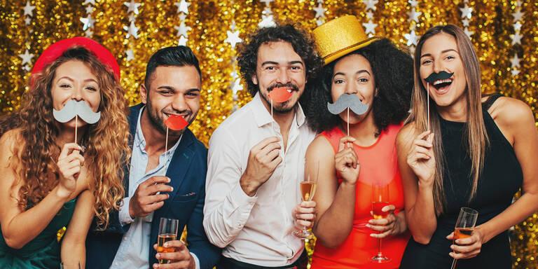 Feiern ohne Reue