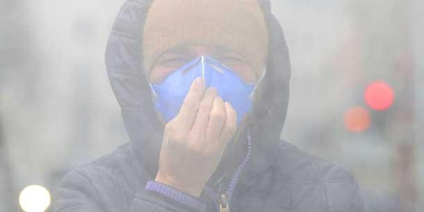 Luftverschmutzung tötet Millionen Menschen