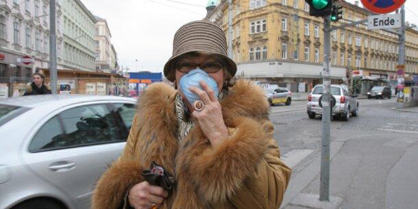 Wiener Luft schlecht wie nie