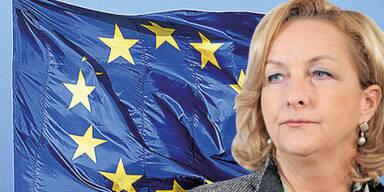 Fekter kippte den EU-Asylplan