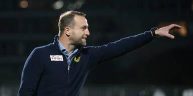 WAC trennt sich von Coach Feldhofer