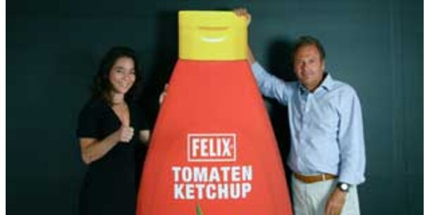 Demner, Merlicek & Bergmann mit Felix-Ketchup