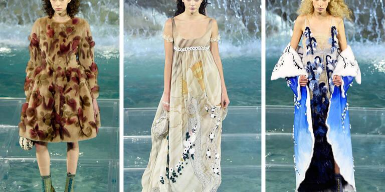 Die spektakulärste Fashion-Show aller Zeiten