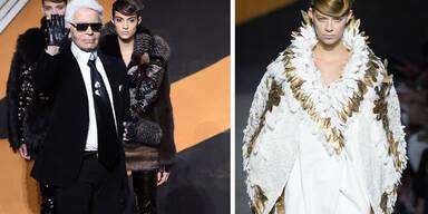 Fendi Haute Couture Fall/Winter 2015/2016