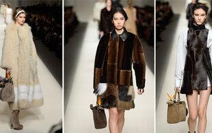 Lagerfeld macht Felle für Fendi: Fendi verkündet erste Pelz-Couture-Kollektion