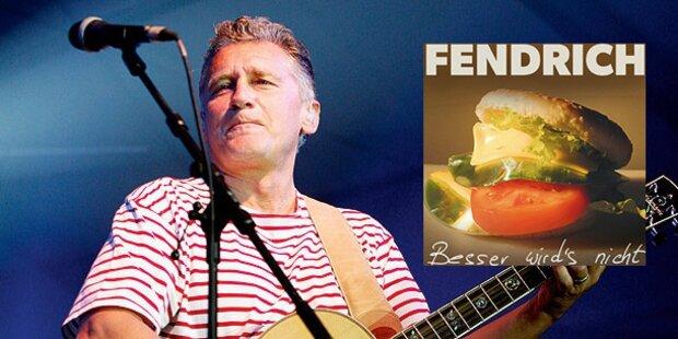 Rainhard Fendrich legt neues Album vor
