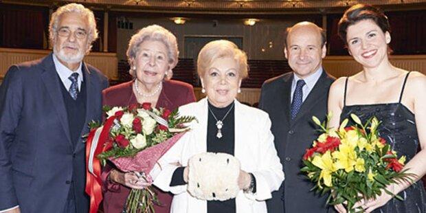 Wiener Staatsoper feierte