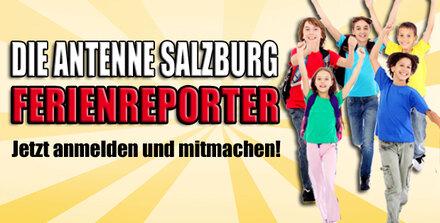 Die Antenne Salzburg Ferienreporter