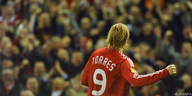 Liverpool fordert Tabellenführer Manchester United
