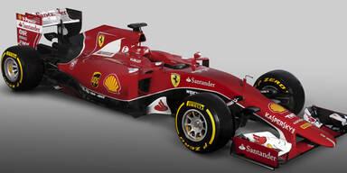 SF15-T: Ferrari stellt rote Göttin vor