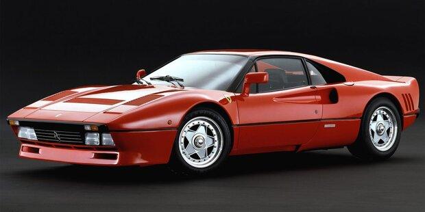 2 Mio. Euro teuren Ferrari bei Probefahrt geklaut