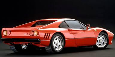 Geklauter 2-Mio.-Euro-Ferrari wieder da