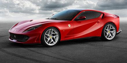 812 Superfast: Stärkster Ferrari aller Zeiten