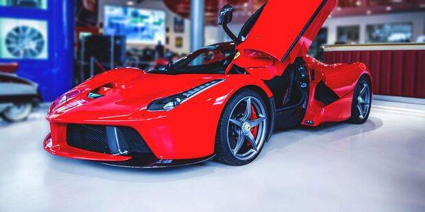 Ferrari verkauft mehr Autos denn je