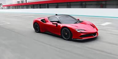 Neuer Ferrari SF90 Stradale leistet 1.000 PS