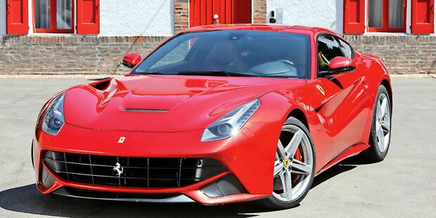 400 000 Euro Ferrari Geschrottet