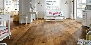 Fertigparkett ist ein reines Holzprodukt